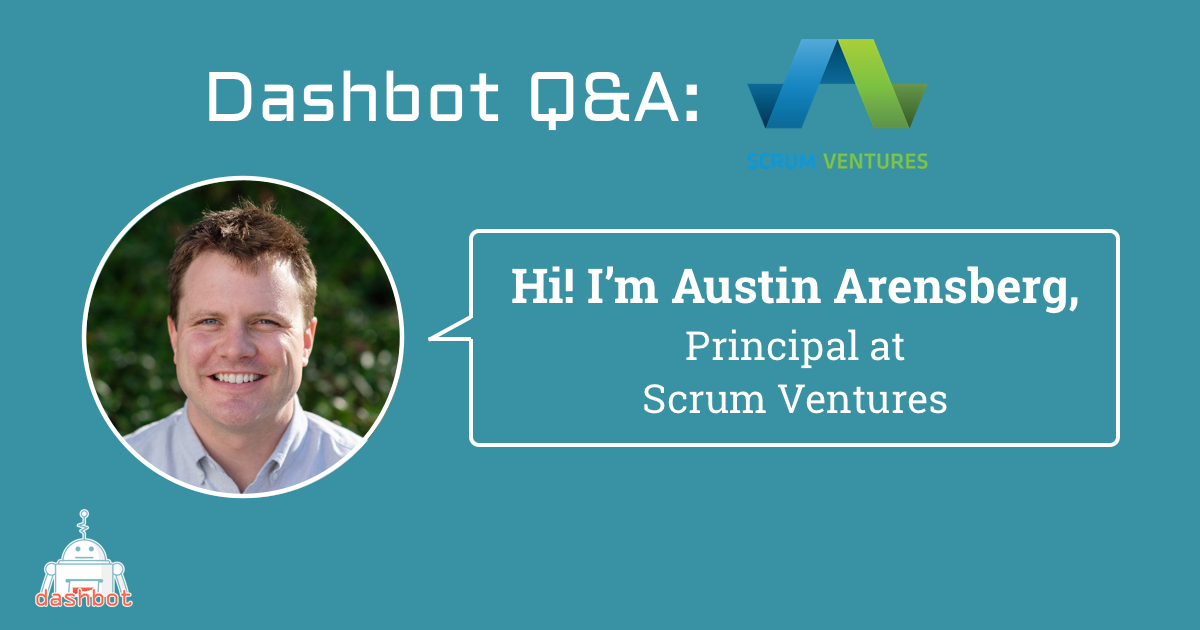 Austin Arensberg of Scrum Ventures on Conversational AI