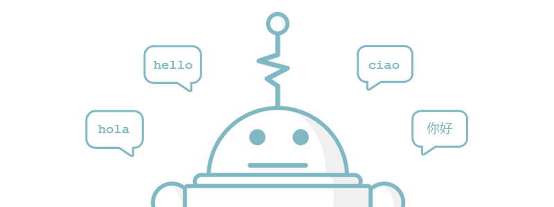 The Language of Chatbots