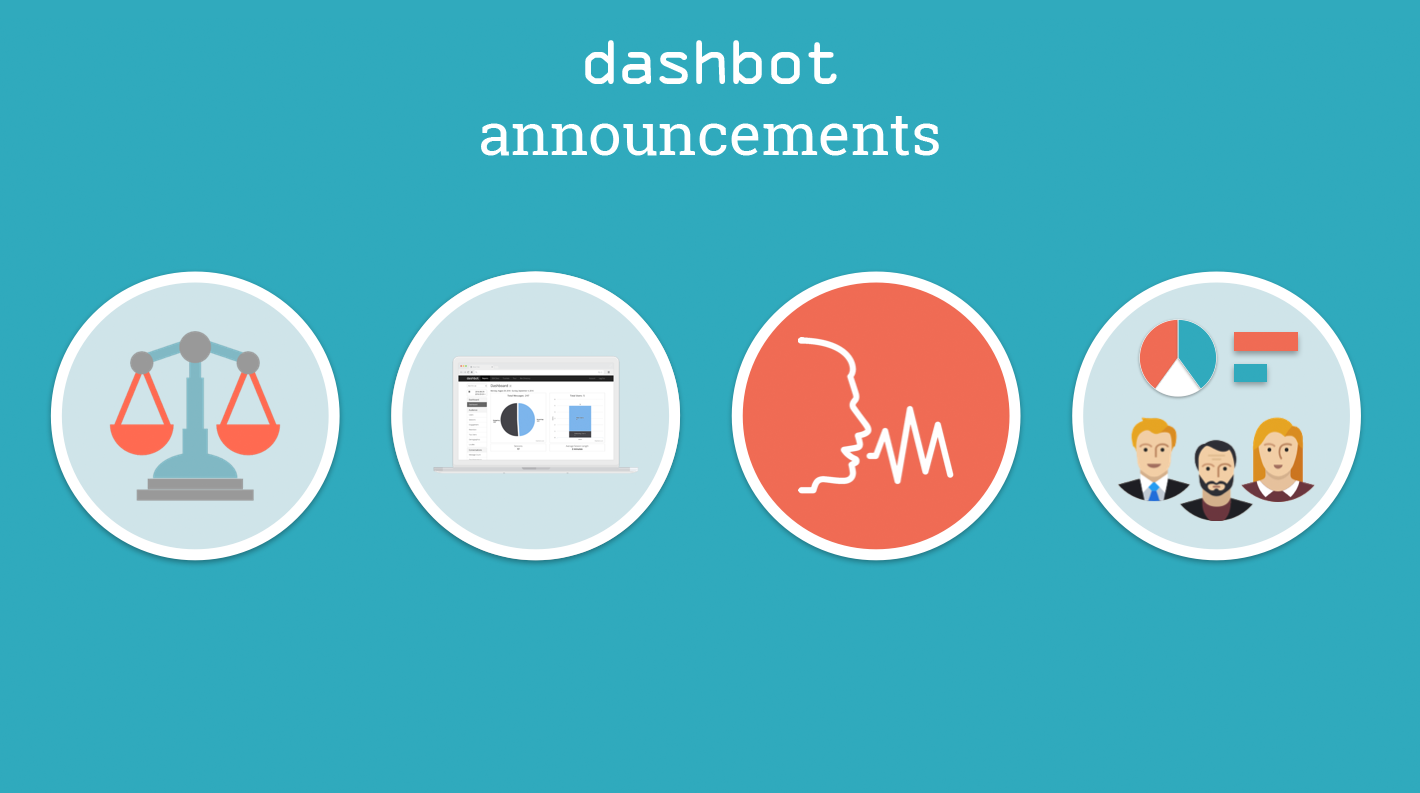 Dashbot Product Launches