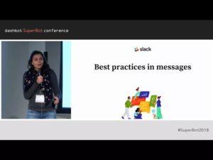 SuperBot 2018: Speaker Presentations