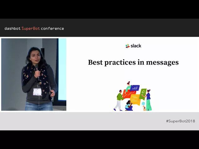 SuperBot 2018: Speaker Presentations