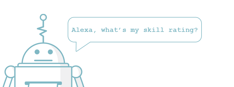 Alexa Skill Ratings