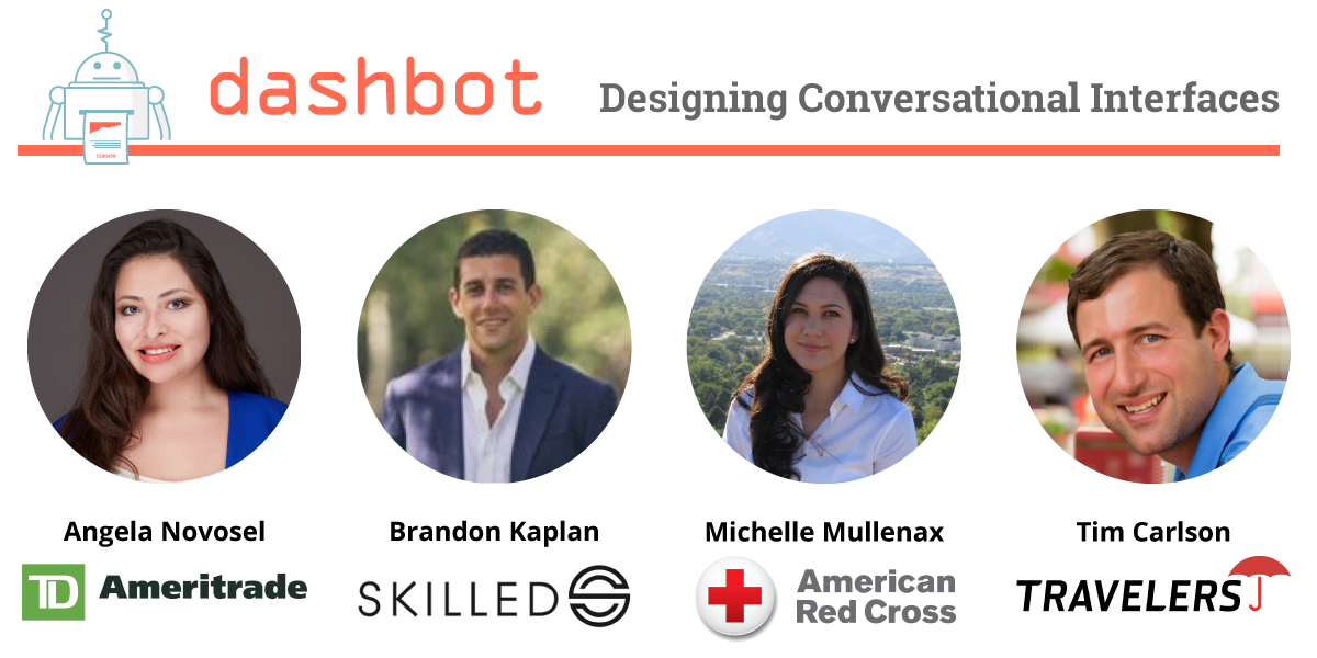 Leading Experts Discuss Designing for Conversational Interfaces