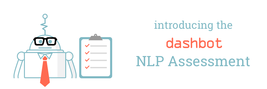 Optimize your training model with Dashbot's NLP Assessment