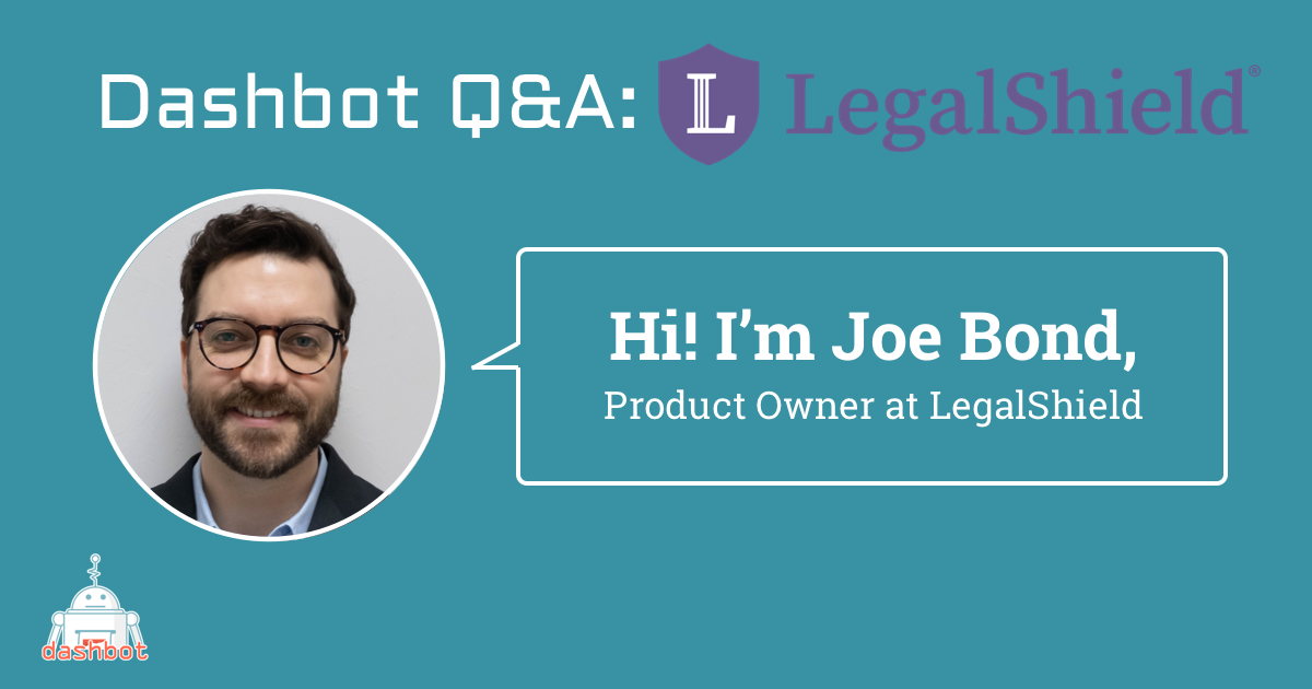 Meet Joe Bond, Product Owner at LegalShield