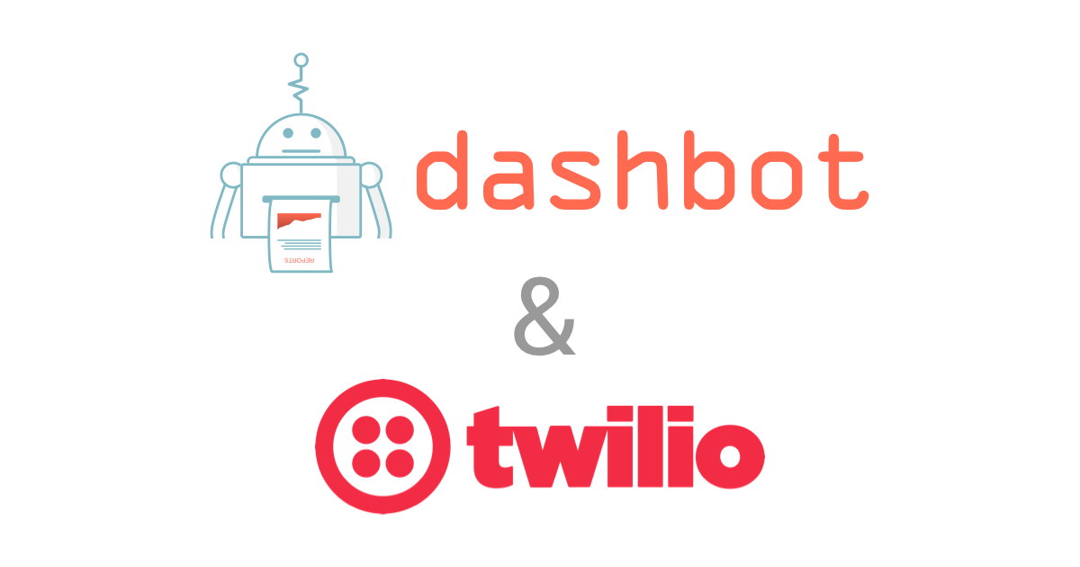 Dashbot Integrates with Twilio Autopilot