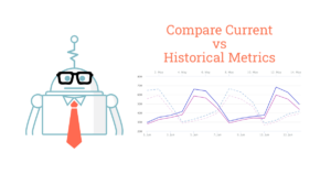 Compare Current vs Historical Metrics with new Dashbot Comparison Tools